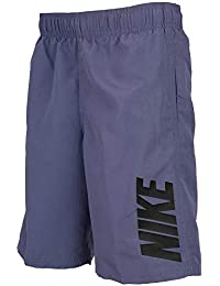 b9c1b3e697 Nike Swim Boys 8 Volley Short - Lt Carbon (Medium)