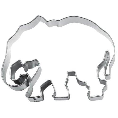 Ausstecher Keksausstecher Gebäckausstechform Elefant