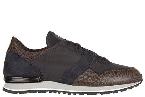 tods-zapatos-zapatillas-de-deporte-hombres-en-nylon-nuevo-spoiler-metal-caucho-negro-eu-435-xxm0xh0n