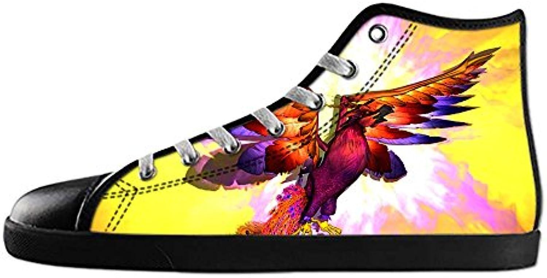 Dalliy, scarpe da da da ginnastica uomo nero c 45 EU   Per Vincere Una Ammirazione Alto    Sig/Sig Ra Scarpa  2fd1d6