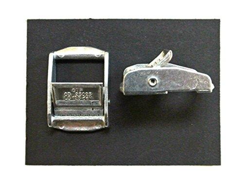 Boucles à Came en Métal - 25 mm (250 kg) - pour Sangles et cf953c1160c