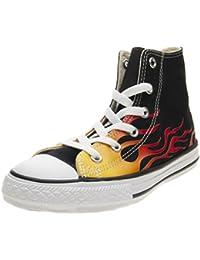 CONVERSE TUTTO STAR Partito HI GRAPHIC Chuck Taylor sneaker STELLE CUORI 647723c