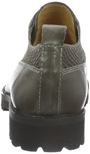 TAPODTS Lodin 1.2, Lace Up Derbies femme Gris - Taupe