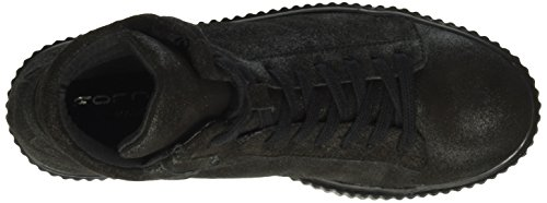 Fornarina Damen Tina High-Top Schwarz (0000)