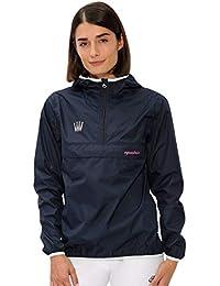 SPOOKS Damen Jacke, leichte Damenjacke mit Kapuze, Herbstjacke - Kaya Rain Jacket XS-XXL