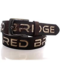 Redbridge Herren Vintage Leder Gürtel R-41713 in 2 Farben