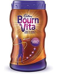Bournvita 5 Star Magic Pro-Health Chocolate Drink, 1 kg Jar