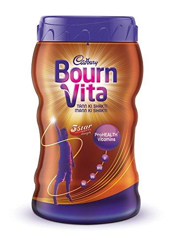 Bournvita Five Star Magic Chocolate Drink Jar - 1 kg
