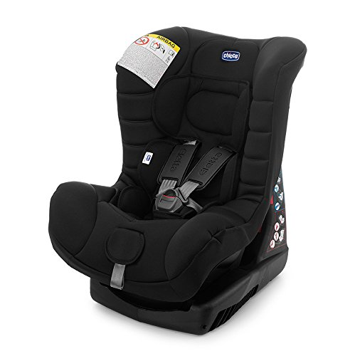 Chicco 06079409950000 Ch.Eletta Comfort Seggiolino Auto, Nero