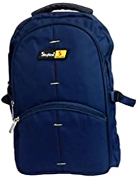 [Sponsored Products]Skyline College/School/Office Backpack Bag-Blue -With Warranty-505