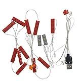 Niulyled LED-Licht-Kit - Nur für Lego London Bus 10258 Spielzeugsteine Bausteine LED-Beleuchtungsset (Modell nicht enthalten).