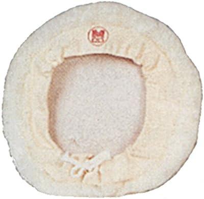 Makita P-21755 - Almohadilla para abrillantadoras y lijadoras (piel de cordero, 225 mm)