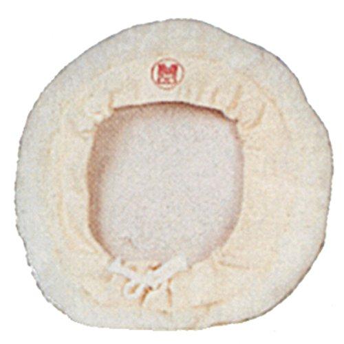 Makita P-21755 Lammfell-Haube für Polierer / Schleifer, 225 mm