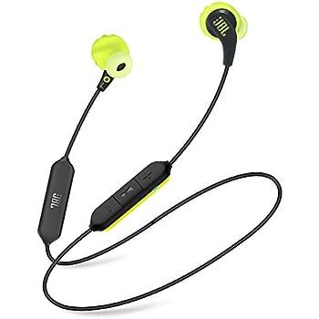 JBL Endurance Run BT Sweat Proof Wireless in-Ear Sport Headphones (Yellow)