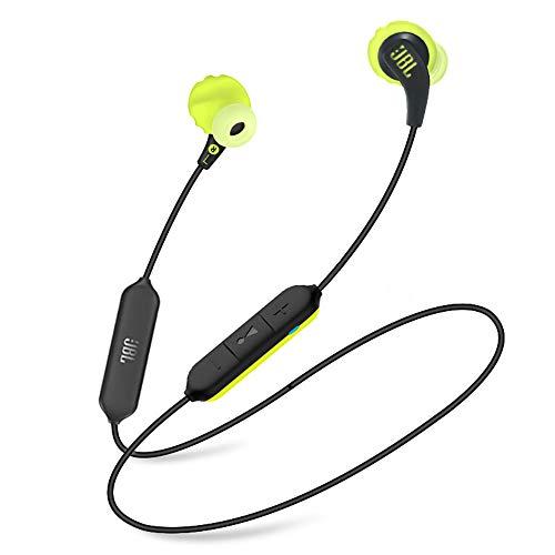 JBL Endurance Run BT Sweat Proof Wireless in-Ear Sport earphones under 3000 (Yellow)