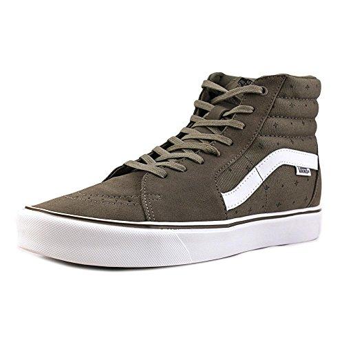 Herren Sneaker Vans Sk8-Hi Lite Sneakers (bario) brindle/white