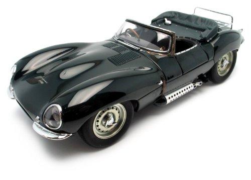 Autoart - 73526 - Véhicule Miniature - Jaguar Xk SS - Steve Mc Queen - Echelle 1/18