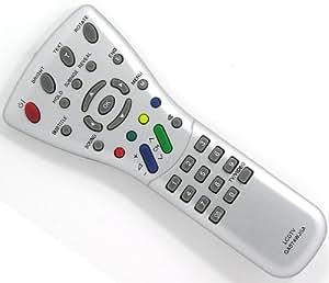 Télécommande de remplacement pour Sharp Aquos LCD GA074WJSA (LC-13S1E LC-20S1E LC-15L1E ...)