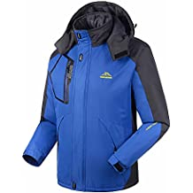 promo code e88be 706df Amazon.it: giacca a vento tecnica - Blu