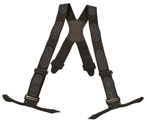 Preisvergleich Produktbild ECHTE Oregon Hochwertige Chainsaw Logger Hosenträger 537804