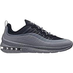 Nike Air MAX Axis Prem, Zapatillas para Hombre, Negro (Black/Wolf Dark Grey 003), 44.5 EU