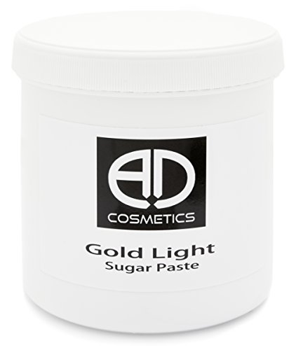 Zuckerpaste Sugaring Haarentfernungspaste Gold Light 1000g