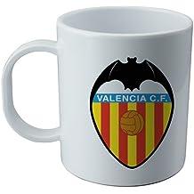 Taza y pegatina del Valencia