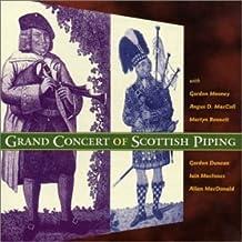 Grand Concert of Scottish Piping CDTRAX 110