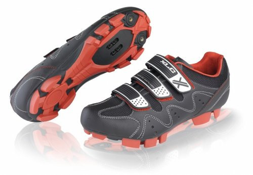 XLC comp crosscountry pour adulte shoes cB m05 vTT Noir - Noir