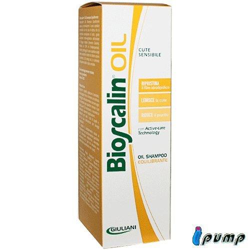 Bioscalin OIL Shampoo riequilibrante 200ml