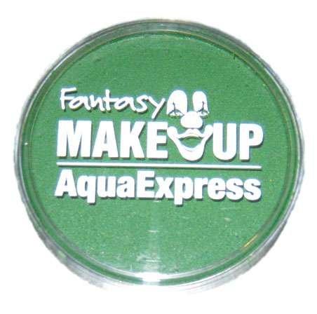 Peinture corporel maquillage AQUA fard à l'eau masque visage - VERT