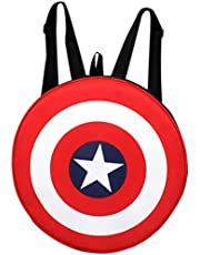 Auxter Red Polyester 20L Avengers Captain America Shield Sch