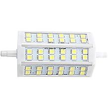 SODIAL (R) 1x R7S / J118 36 5050 SMD LED bombilla del punto reemplazo de la lampara 13W Blanca para 150W
