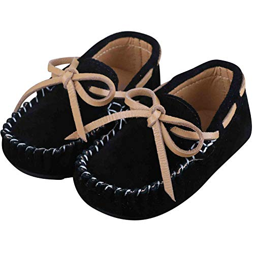Mishansha Baby First Walking Shoes for Girls Anti-Slip Casual Toddler Shoes Infant Boat Shoes