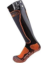 THERMIC T01-0502-001 Chaussettes de ski chauffantes