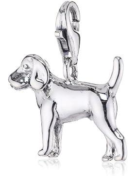 Thomas Sabo Damen-Charm Club-Anhänger Hund 925er Sterlingsilber 0482-001-12