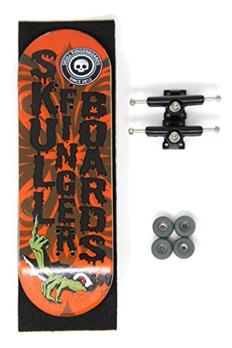 Skull Fingerboards] The Finger Complete Wooden Fingerboard (32MM)