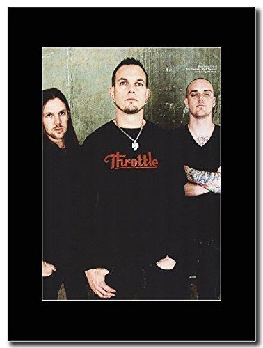 Tremonti-Mark tre Magazine Promo su un supporto, colore: nero