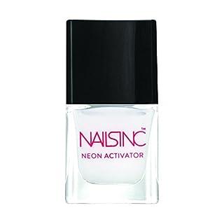 Nails Inc Neon Nail Polish, Activator White Base
