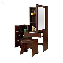 Royal Oak Dressing Table (Honey Brown)