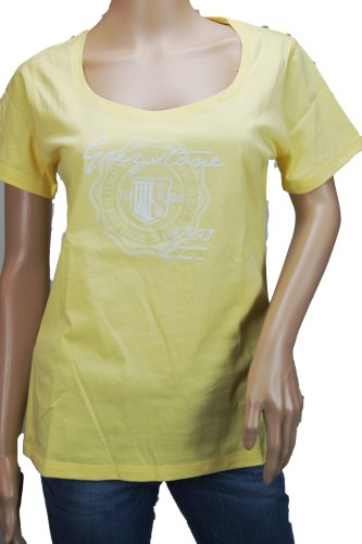 greystone-camiseta-manga-corta-para-mujer-amarillo-agrios