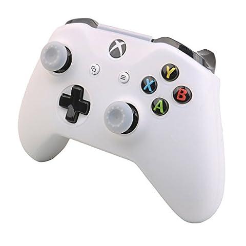 Pandaren® Silikon Hülle Anti-Rutsch NUR für [Xbox One S] controller