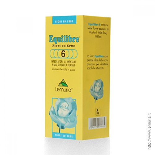 Lemuria Equilibre 6 Gocce 30ml