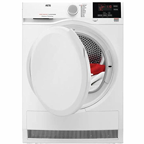 AEG T6DBG720N 6000 Series 7kg ProSense Freestanding Condenser Tumble Dryer-White