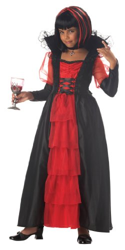 California Kost-me 181256 Regal Vampira Kost-m Gr--e: (Vampira Regal Kostüm)