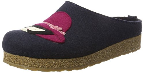 Haflinger Grizzly Franzi, Chaussons Femme