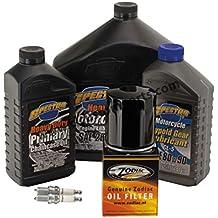 Kit de Mantenimiento Spectro Aceite de Motor 20 W-50 + Primaria + Cambio +