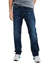 ec558cbaf1c American Eagle Mens 4190896 Ne(X) t Level Relaxed Straight Jean