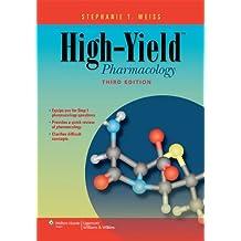 High-Yield™ Pharmacology