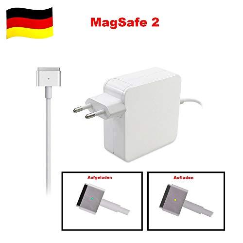 G-Technology 85W Typ-T Power Adapter Ladegerät Ersatz Netzteil mit MagSafe 2 Stecker Typ T passend für Apple MacBook Pro 13